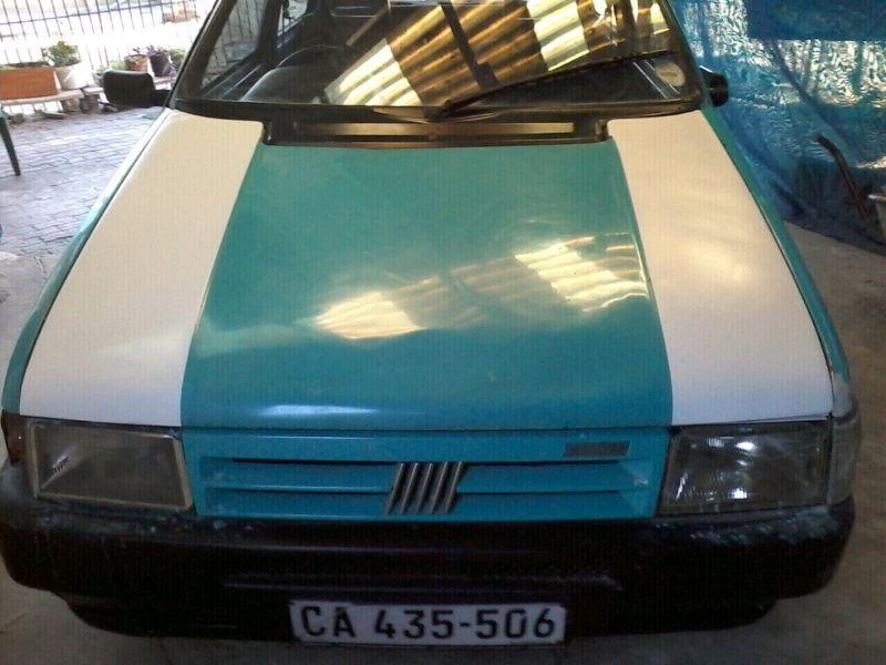 FIAT UNO 1100 MIA ( ORIGINAL BODY NO RUST) Berea  Musgrave