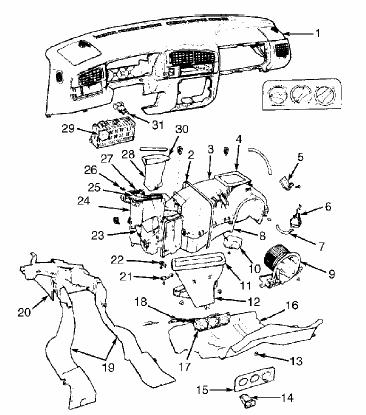 1962 vw bug wiring diagram