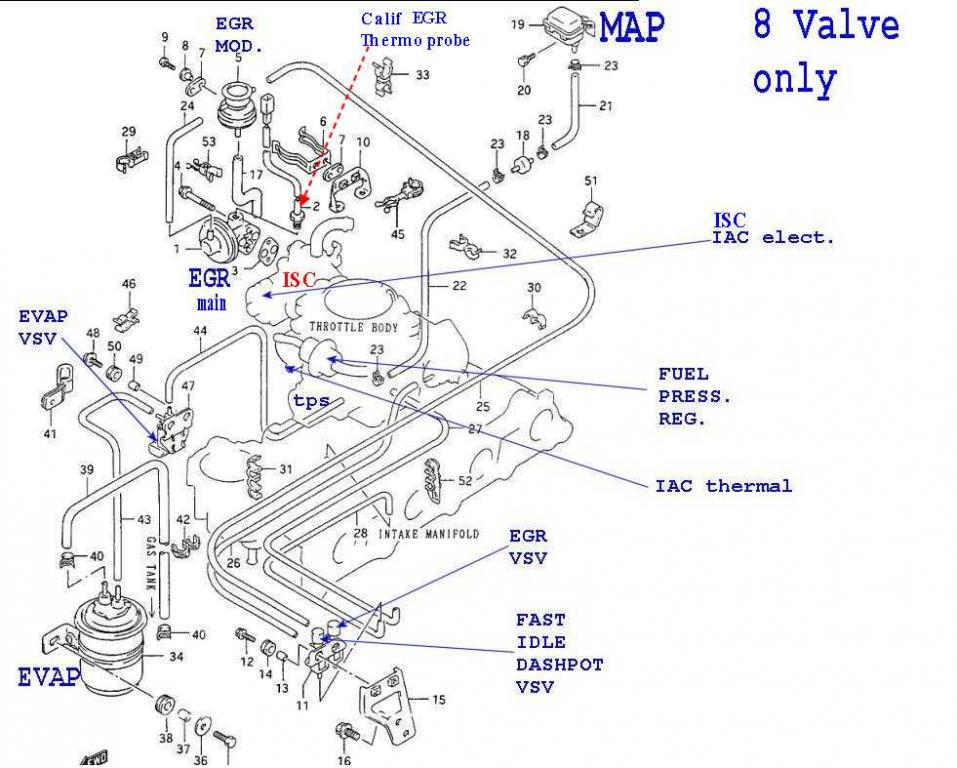 fuse diagram for 1990 geo prizm