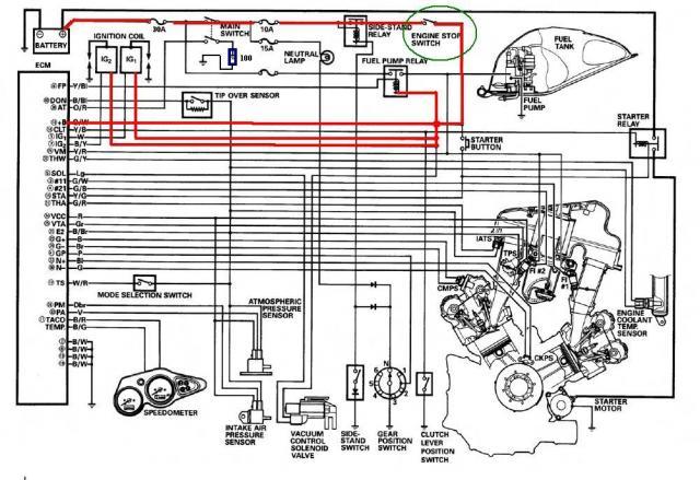 2006 Sv650 Wiring Diagram Wiring Schematic Diagram