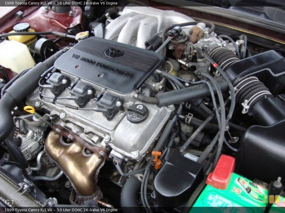 Toyota Avalon V6 Engine Diagram - image details
