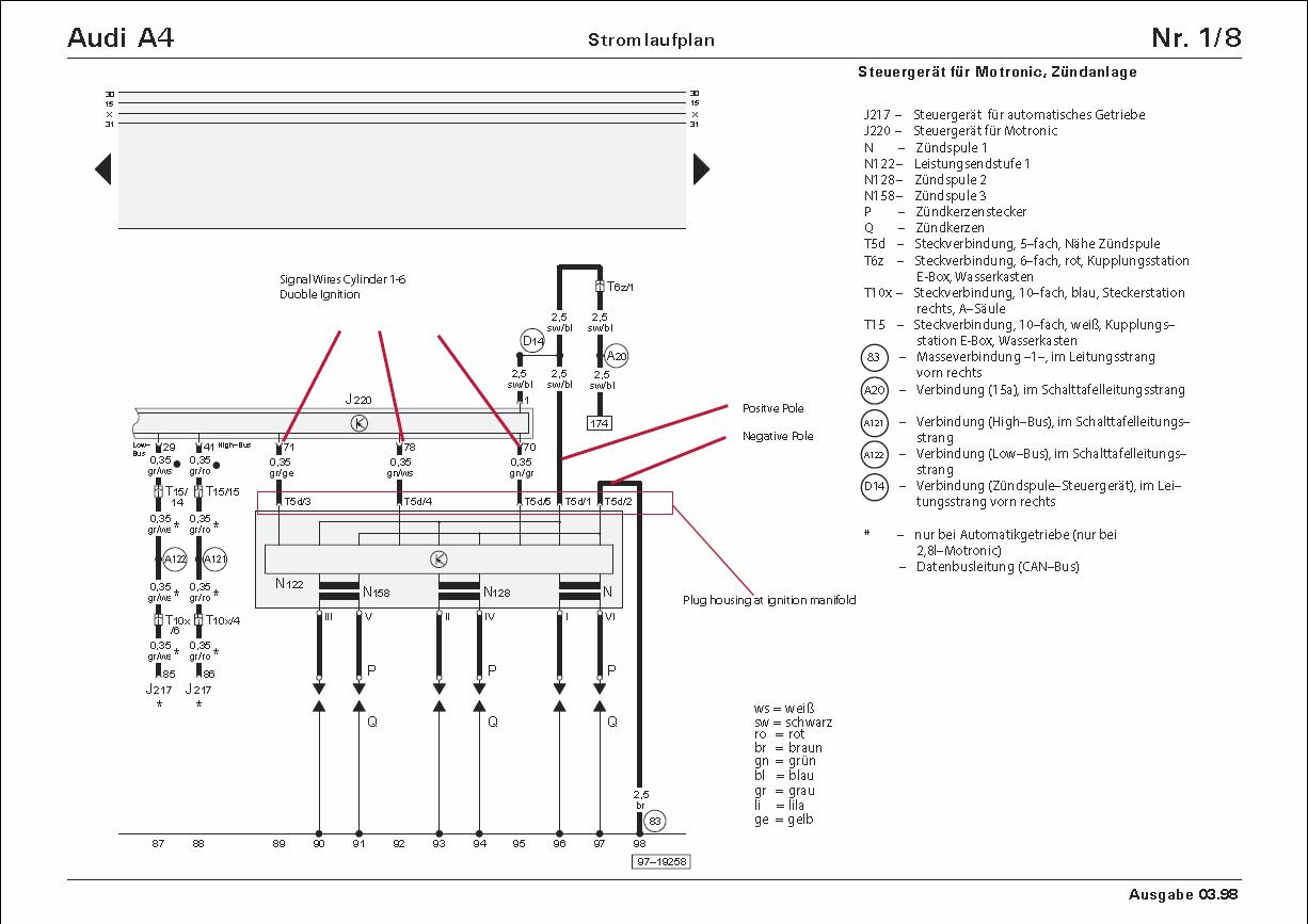 audi rs5 wiring diagram