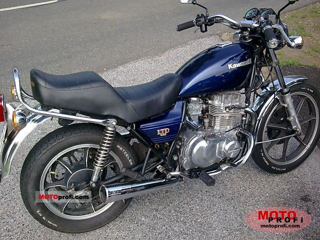 Kawasaki 440 Motorcycle Specs | disrespect1st.com