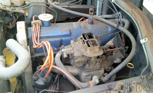 Ford Engines - Ford Pinto engine (1970-2001)