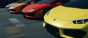(VIDEO) Lamborghini Huracan Range