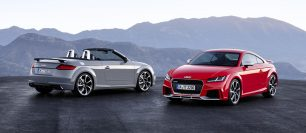 The Audi TT RS: Our Thoughts