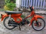 Honda C Motorcycle