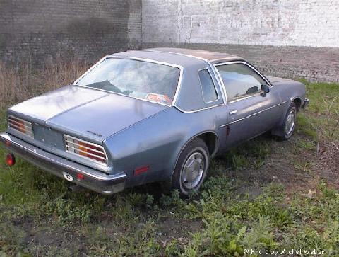 Pontiac Sunbird - Vehicle Summary - Motorbase