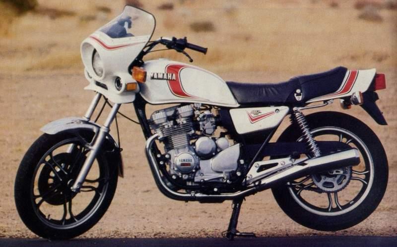 81 Yamaha Xj550 Seca Mods Wiring Schematic Diagram