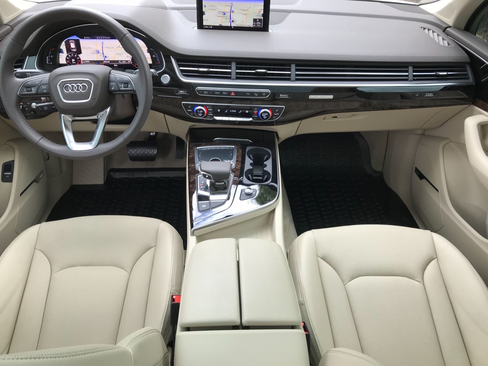 Garage Audi Tours 2018 Audi Q7 Prestige Stock Cjd018786 For Sale Near Jackson Ms