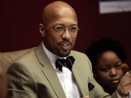 Charles Pugh received nude video of high school senior for $160
