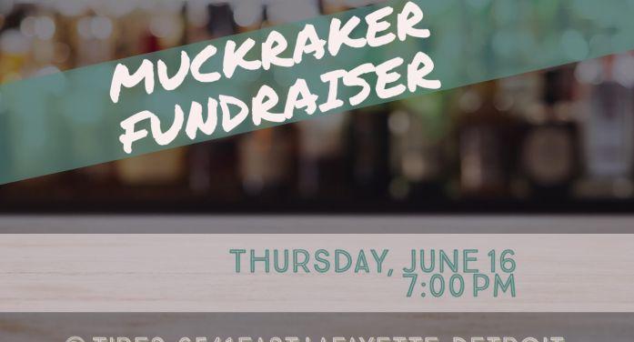Motor City Muckraker to hold fundraising party Thursday at Detroit venue