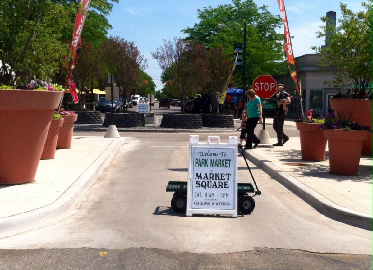 Grosse Pointe Park blocks Detroit border – again –in violation of pact