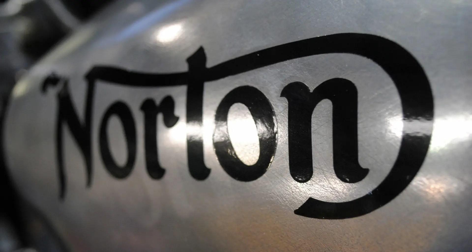 Black And Mustard Wallpaper Norton Motorcycle Logo History And Meaning Bike Emblem