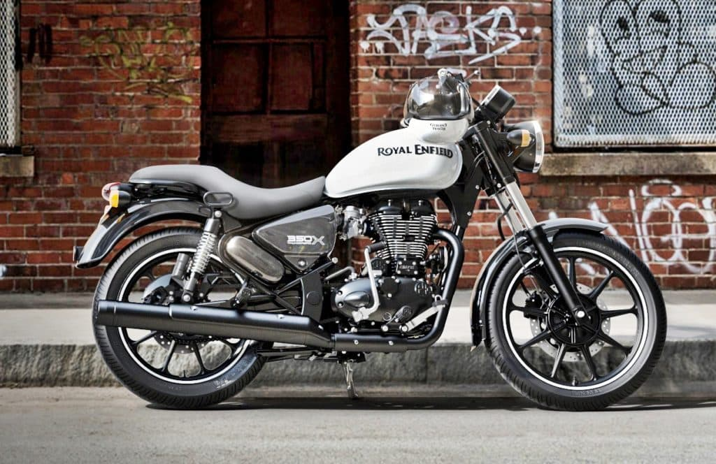 All New Royal Enfield Thunderbird 350 X And 500 X Launched - Ampelschirm 350 X 350