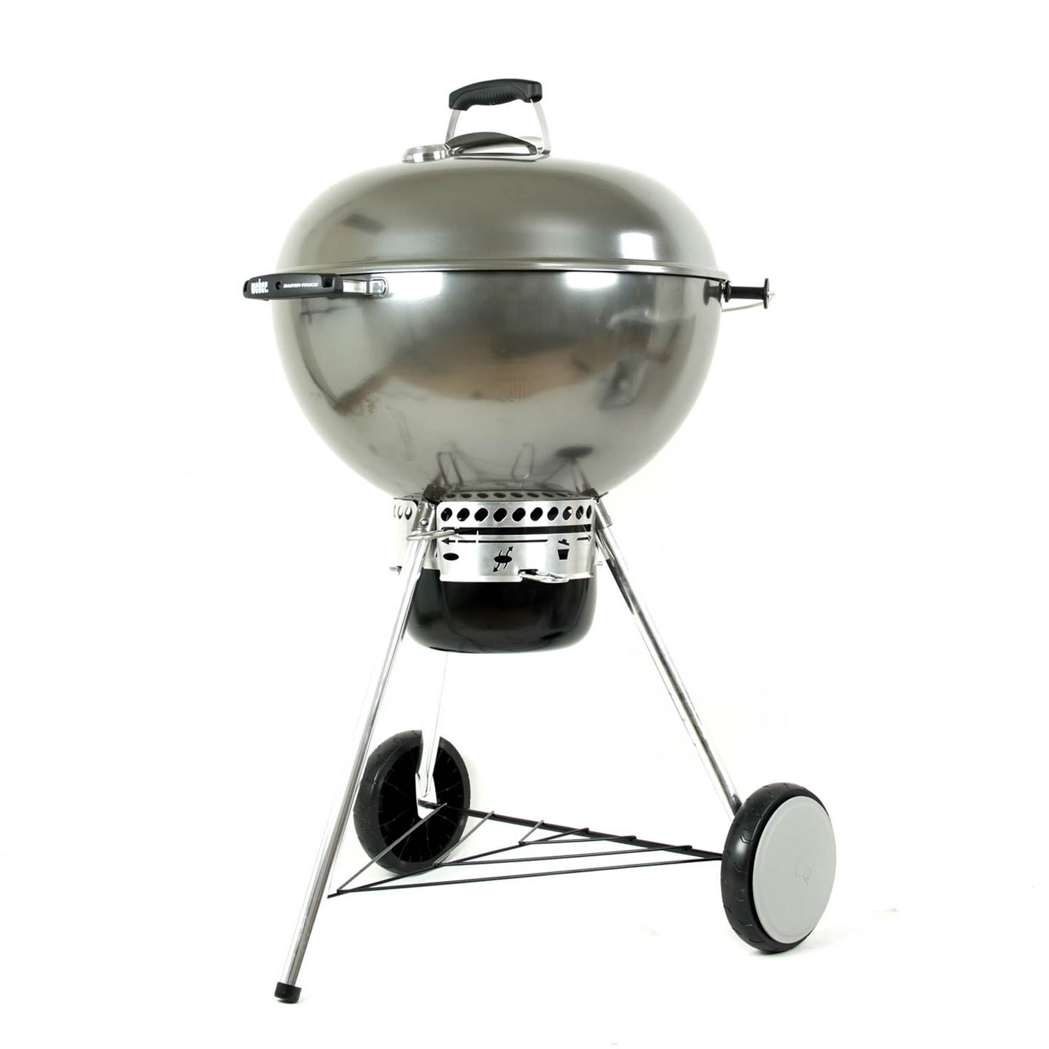 Weber Grill 57 Cm Gbs Weber Master Touch Gbs Special Edition 57 Cm Smoke Grey