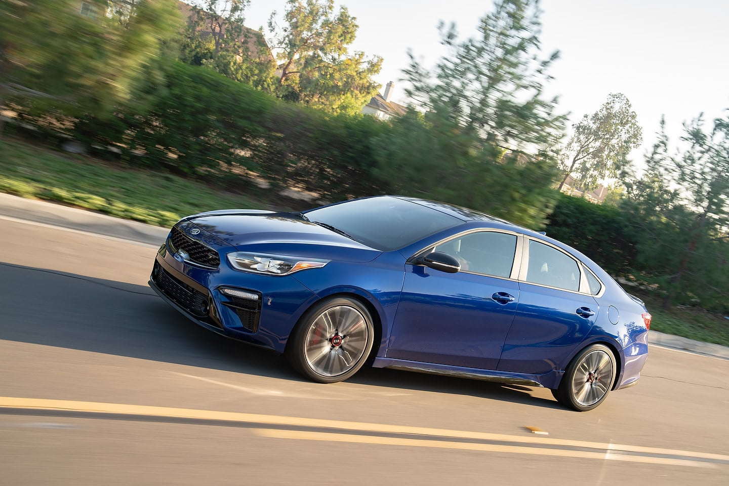 Car Lineup Wallpaper 2020 Kia Forte Gt First Look Motor Illustrated