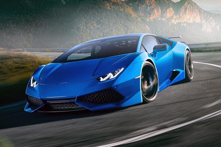 Wallpaper Amazing Convertible Cars Lamborghini Huracan Muscles Up Motoring Com Au