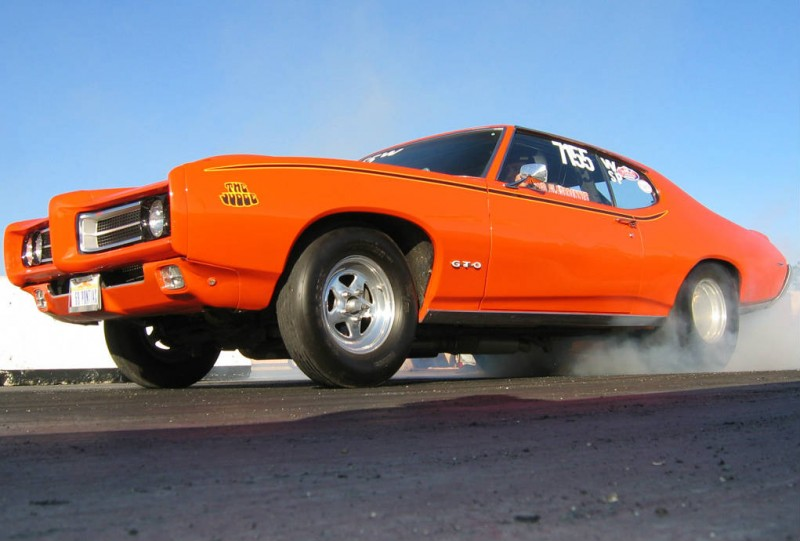 Pontiac GTO (Gen 12) Ultimately Out Muscled - Motoring History