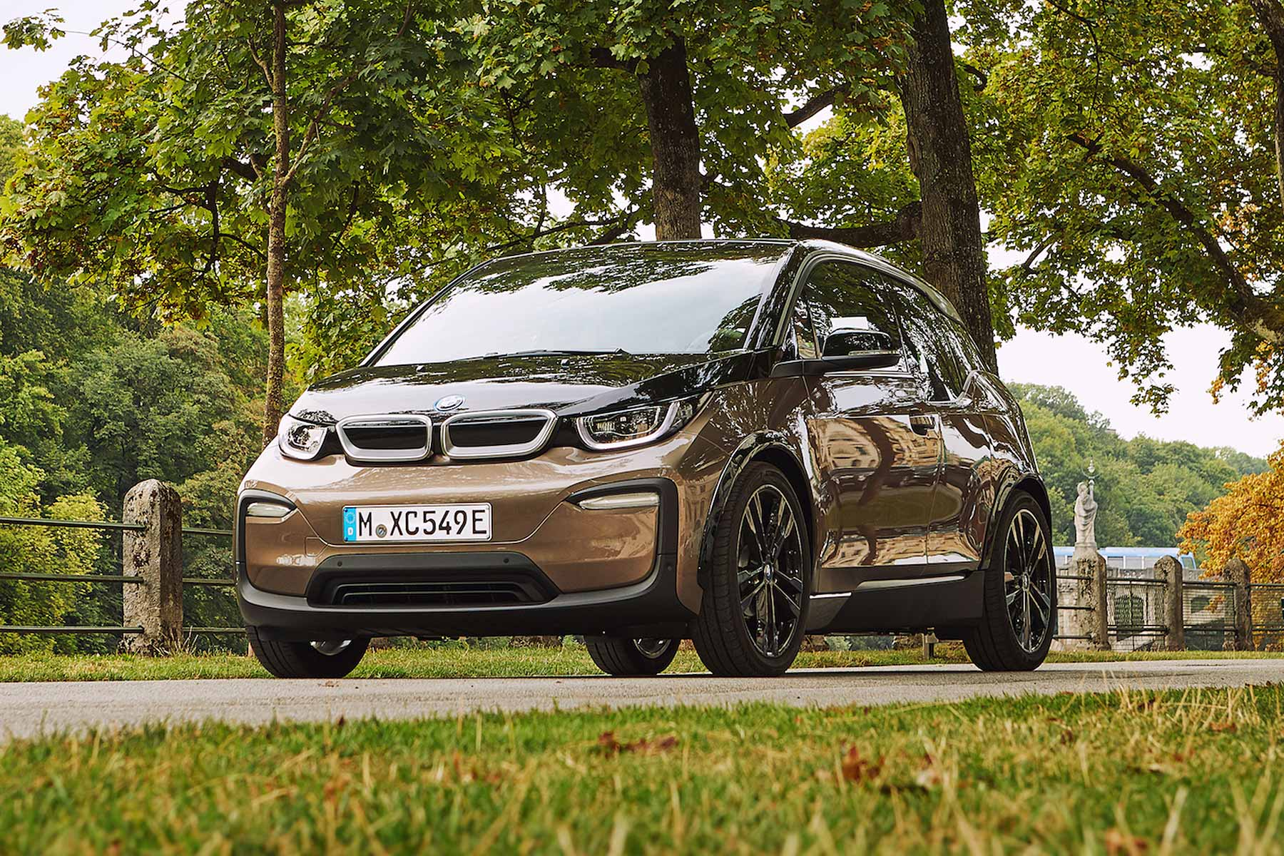Electric Cars Range Bmw Electric Car I3 Range