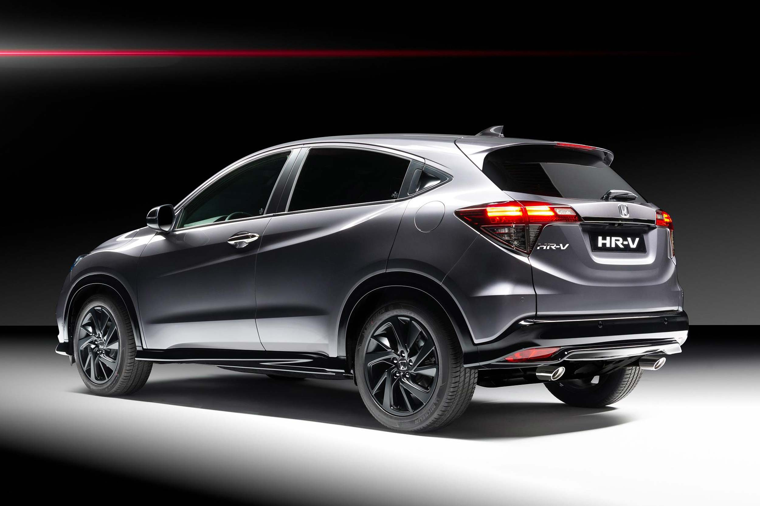 Honda Hrv Avis Honda Hr V Sport Brings More Performance Racier Looks To Small
