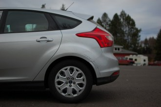 2012 Ford Focus SE Side Profile