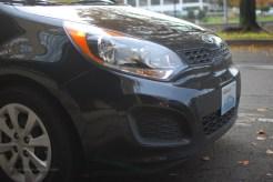 2013 Kia Rio LX Headlights