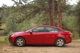 2012 Chevy Cruze 1LT Red