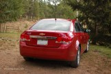 2012 Chevy Cruze Rear