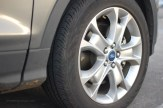 2013 Ford Escape 18-inch Sparkle Nickel Aluminum Wheels