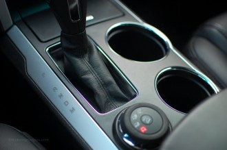 2013 Ford Explorer Cupholders