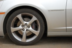 2014 Chevy Camaro Front Wheel