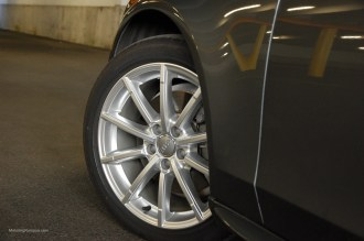 2014 Audi A4 18-inch 10-spoke RS-design Wheels