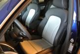 2014 Audi SQ5 Black & Lunar Silver Interior