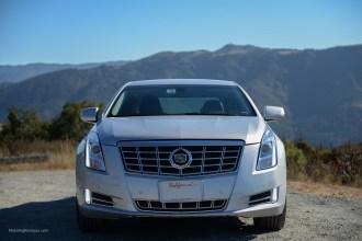2014 Cadillac XTS Front