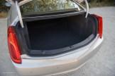 2014 Cadillac XTS Trunk