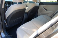 2013 Kia Optima Rear Seats