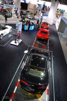 2014 NAIAS Chevy Camaro Lineup