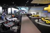 2014 NAIAS Chevy Corvettes