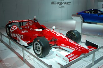 2014 NAIAS Honda IndyCar Powered by Honda