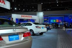 2014 NAIAS Honda Trunks