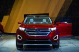 2014 NAIAS Ford Edge Concept Front