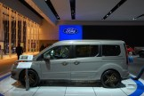 2014 NAIAS Ford Transit Connect Titanium Wagon by LGE CTS
