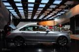2014 NAIAS Mercedes-Benz C220 Side