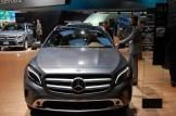 2014 NAIAS Mercedes-Benz GLA250 Front