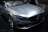 2014 NAIAS Mercedes-Benz S Class Coupe Front
