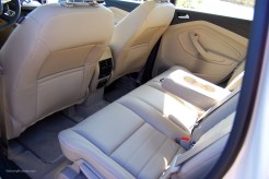 2013 Ford C-Max Rear Seats