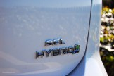 2013 Ford C-Max SEL Hybrid Badge