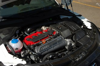 2013 Audi TT RS 2.5L Engine