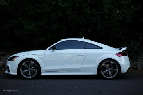 2013 Audi TT RS Side